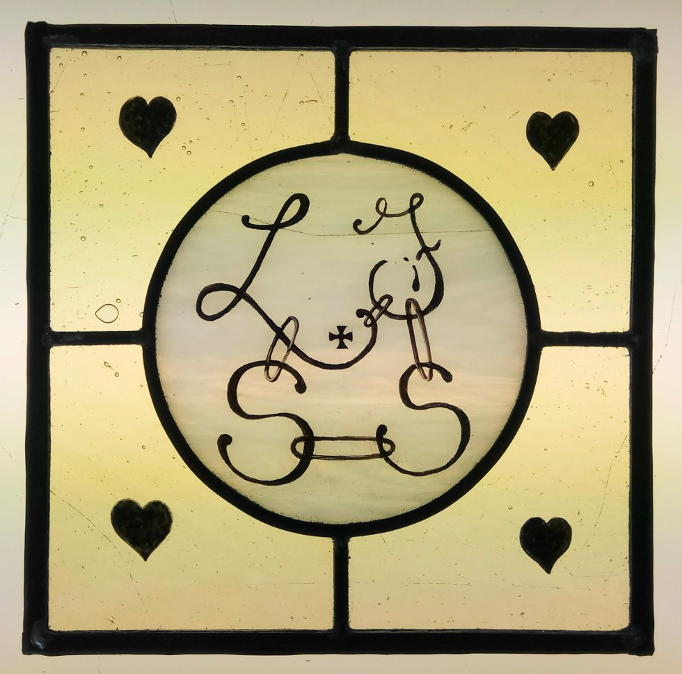 Leading Stained Glass Class Fulvio Work