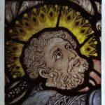Glass Painting Class Saint