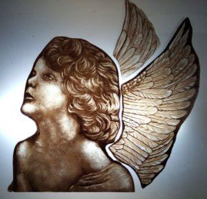 Corso Pittura Su Vetro Angelo