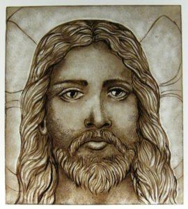 Corso Pittura Vetro Cristo Colombia