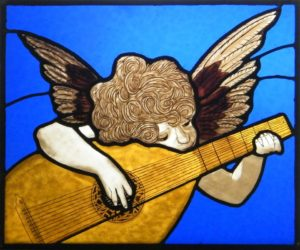 Stained Glass Course Rosso Fiorentino