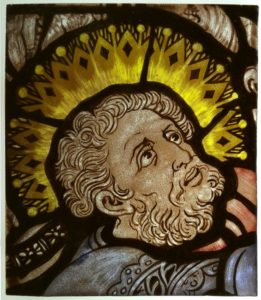 Curso de pintura sobre vidrio Alvaro