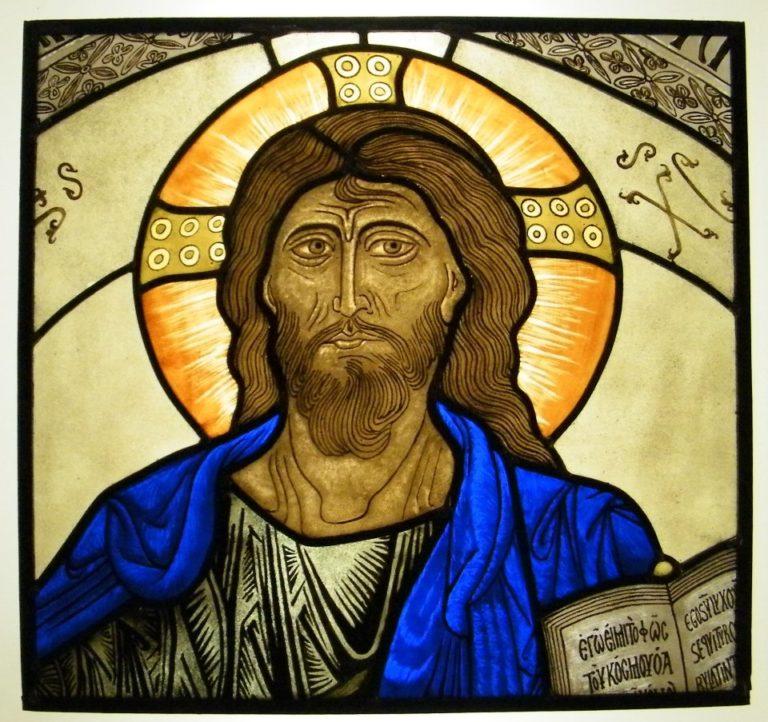 Corso di Vetrate Artistiche Cristo