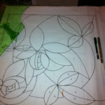 January's Stained Glass Course