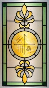 Leading Stained Glass Class Fulvio