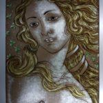 Glass Painting Class Venus