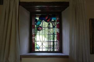 Restauro ed Ampliamento di una Vetrata Artistica