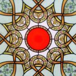 Islamic Rose Window