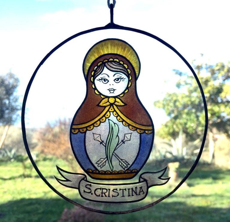 Suncatcher Santa Cristina Bolsena