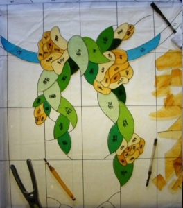 Project Focused Stained Glass Course