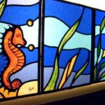 Recent Stained Glass Course