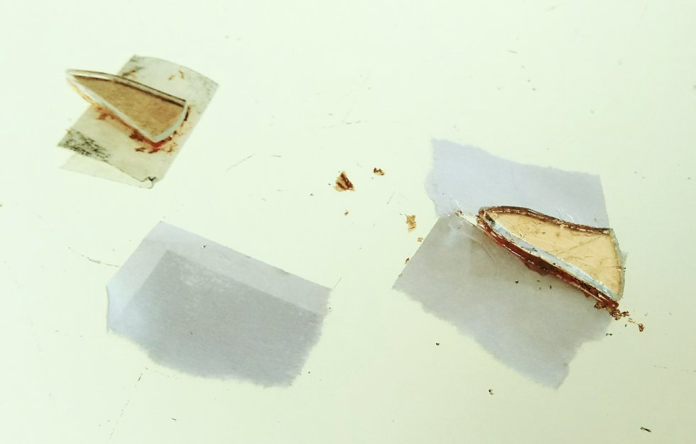Preparation of Gold Leaf