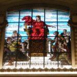 Vetrate Artistiche Parlamento Uruguay Moretti