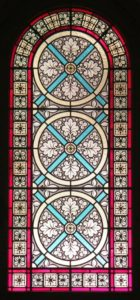 Stained Glass Window Norcia