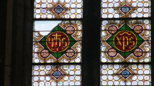Poor Conservation of Stained Glass in Todi Umbria