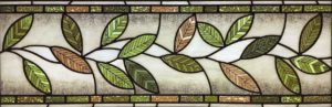 Eco-friendly stained glass courses