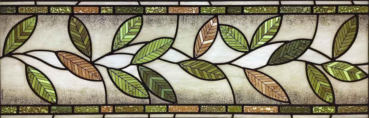 Cursos de vitrales ecológico
