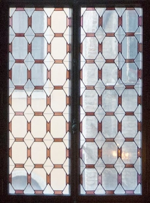 Price for a stained glass low