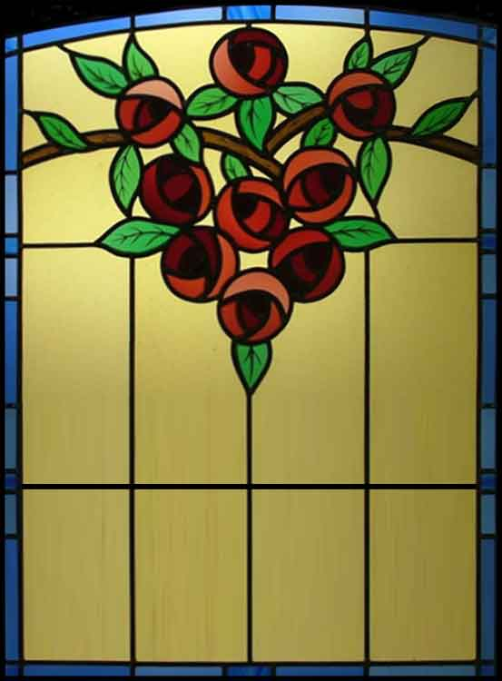 Price for a stained glass medium