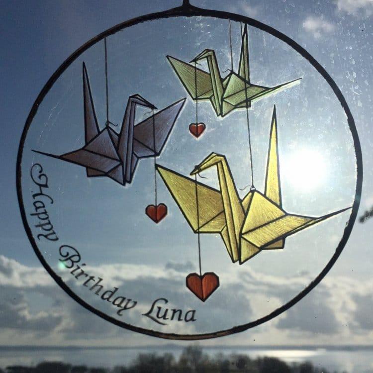 Suncatcher Origami