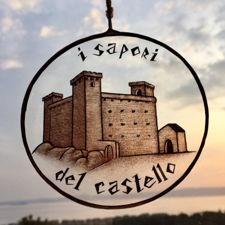Suncatcher Sapori Del Castello Bolsena
