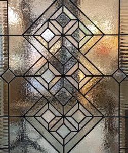 Porta Scorrevole Geometrica